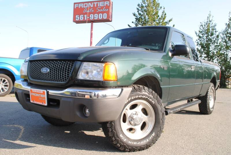 2003 Ford Ranger for sale at Frontier Auto & RV Sales in Anchorage AK