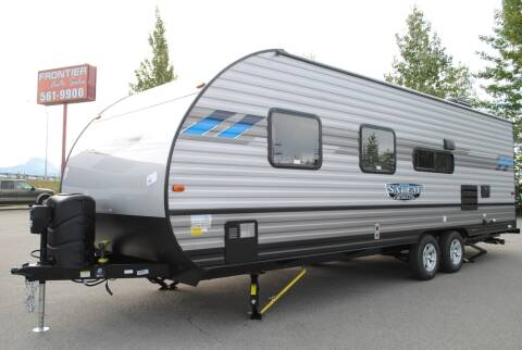 2021 Salem Cruise Lite 261BHXL for sale at Frontier Auto & RV Sales in Anchorage AK