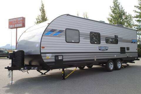 2021 Salem Cruise Lite 260RT for sale at Frontier Auto & RV Sales in Anchorage AK