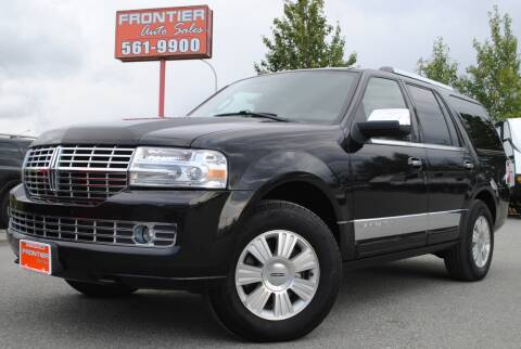2014 Lincoln Navigator for sale at Frontier Auto & RV Sales in Anchorage AK