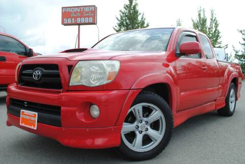 2005 Toyota Tacoma for sale at Frontier Auto & RV Sales in Anchorage AK