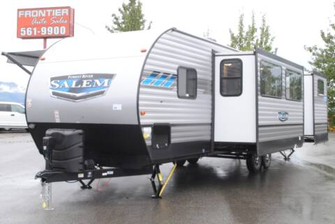 2021 Salem 32BHDS for sale at Frontier Auto & RV Sales in Anchorage AK