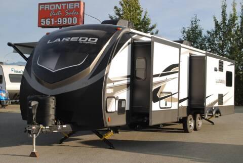 2021 Laredo 330RL for sale at Frontier Auto & RV Sales in Anchorage AK