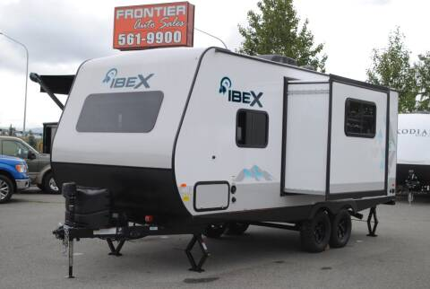 2021 IBEX 20BHS for sale at Frontier Auto & RV Sales in Anchorage AK