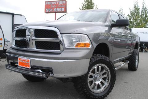 2011 RAM Ram Pickup 1500 for sale at Frontier Auto & RV Sales in Anchorage AK