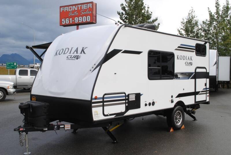 2021 Kodiak Cub 175BH for sale at Frontier Auto & RV Sales in Anchorage AK
