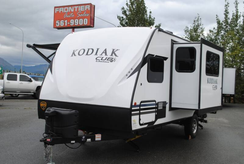 2021 Kodiak Cub 196BH for sale at Frontier Auto & RV Sales in Anchorage AK