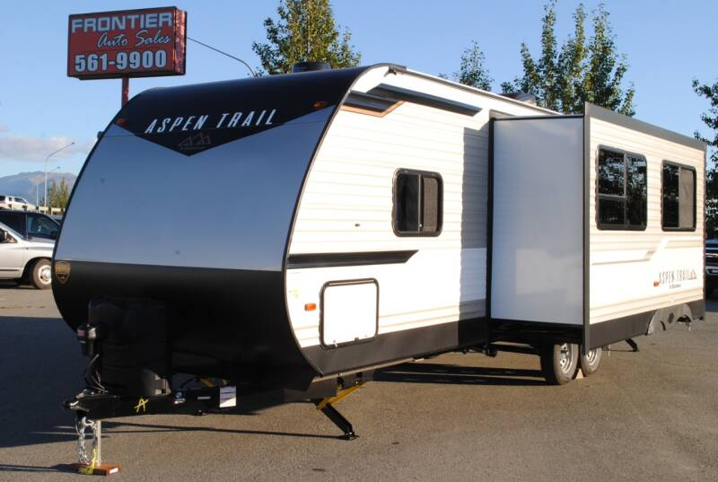 2021 Aspen Trail 2850BHS for sale at Frontier Auto & RV Sales in Anchorage AK