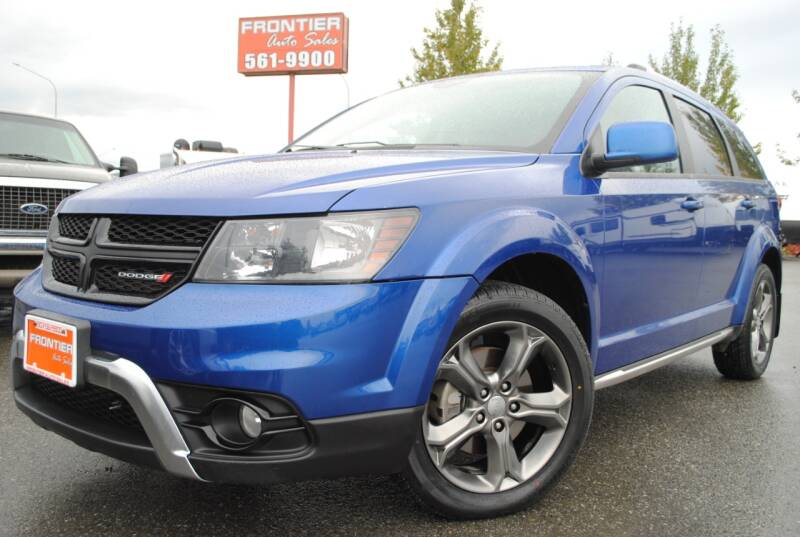 2015 Dodge Journey for sale at Frontier Auto & RV Sales in Anchorage AK
