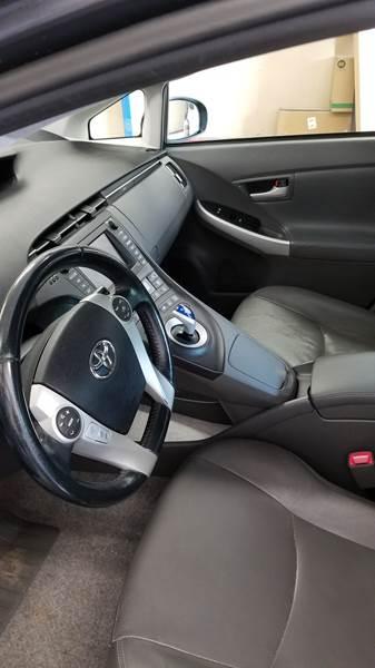 2010 Toyota Prius for sale at MARVIN'S AUTO BODY in Farmington ME