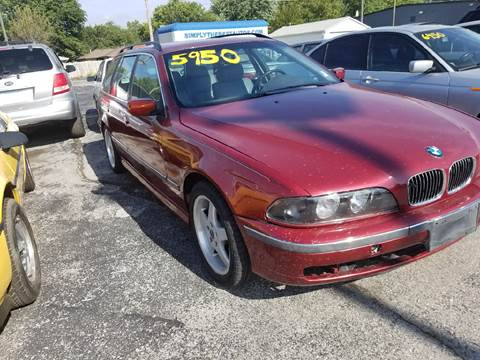 1999 BMW 5 Series for sale in Lincoln, NE