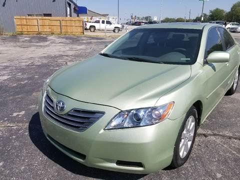 2007 Toyota Camry Hybrid for sale in Lincoln, NE