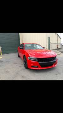 2016 Dodge Charger for sale at The Auto & Marine Gallery of Houston in Houston TX