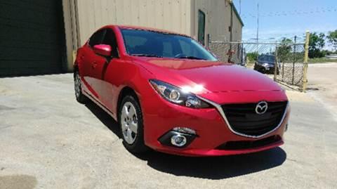 2015 Mazda MAZDA3 for sale in Stafford, TX