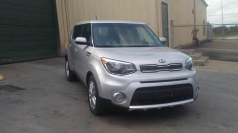 2017 Kia Soul for sale at The Auto & Marine Gallery of Houston in Houston TX