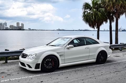 2008 Mercedes-Benz CLK for sale at The Stables Miami in Miami FL