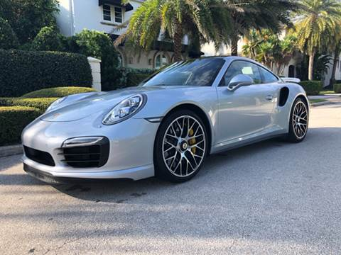 2016 Porsche 911 for sale at The Stables Miami in Miami FL