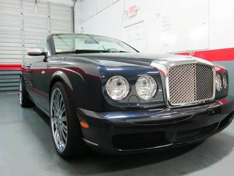 2007 Bentley Azure for sale at The Stables Miami in Miami FL
