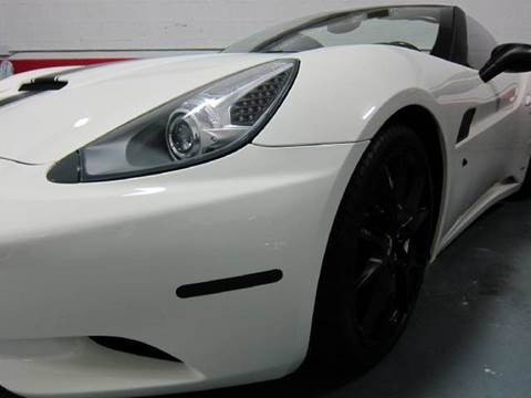 2011 Ferrari California for sale at The Stables Miami in Miami FL