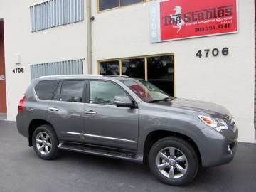 2012 Lexus GX 460 for sale at The Stables Miami in Miami FL
