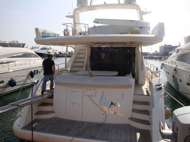 2007 Azimut 75 for sale at The Stables Miami in Miami FL
