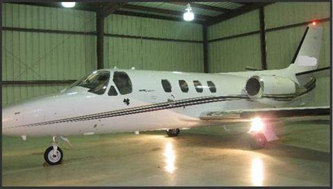 1978 Cessna Citation  501sp for sale at The Stables Miami in Miami FL