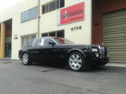 2008 Rolls-Royce Phantom for sale at The Stables Miami in Miami FL