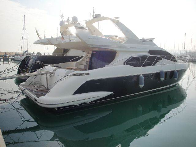 2005 Azimut 62 for sale at The Stables Miami in Miami FL