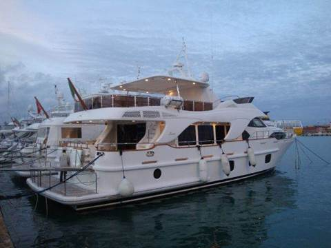 2008 Bennetti Legend 85 for sale at The Stables Miami in Miami FL