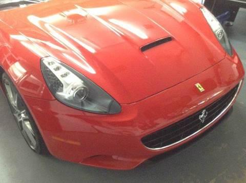 2010 Ferrari California for sale at The Stables Miami in Miami FL