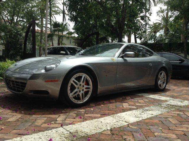 2006 Ferrari 612 Scaglietti for sale at The Stables Miami in Miami FL