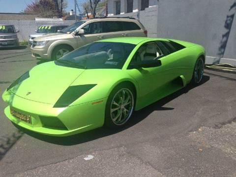 2002 Lamborghini Murcielago for sale at The Stables Miami in Miami FL