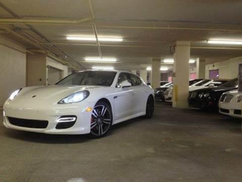 2010 Porsche Panamera for sale at The Stables Miami in Miami FL
