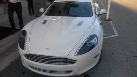 2011 Aston Martin Rapide for sale at The Stables Miami in Miami FL