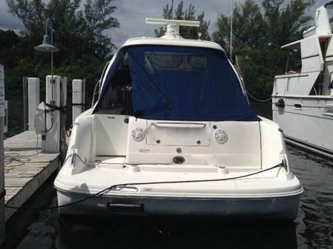 2008 Sea Ray 40 Sundancer  for sale at The Stables Miami in Miami FL