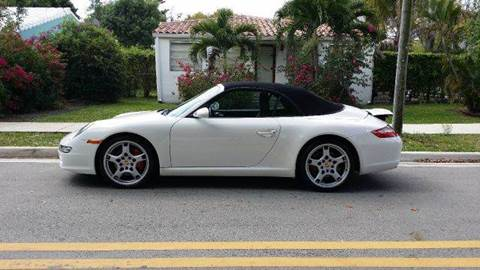 2007 Porsche 911 for sale at The Stables Miami in Miami FL