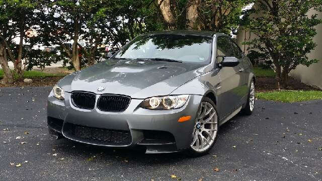 2013 BMW M3 for sale at The Stables Miami in Miami FL