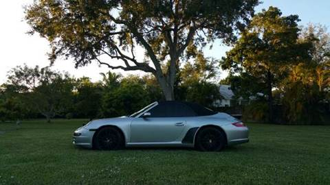 2006 Porsche 911 for sale at The Stables Miami in Miami FL