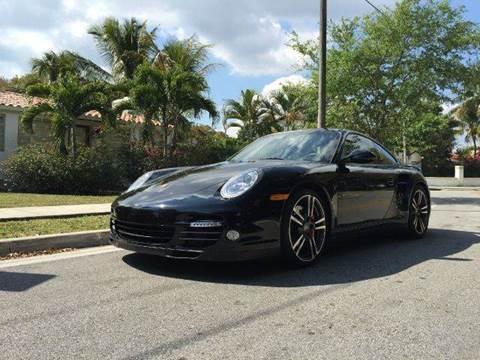 2012 Porsche 911 for sale at The Stables Miami in Miami FL