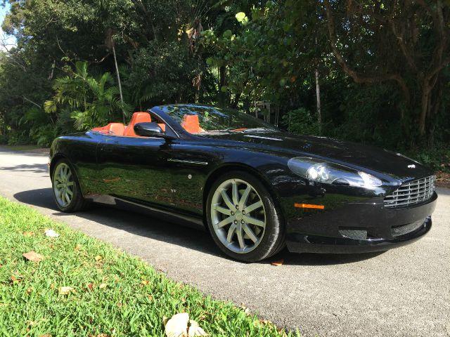 2006 Aston Martin DB9 Volante 2dr Convertible - Miami FL