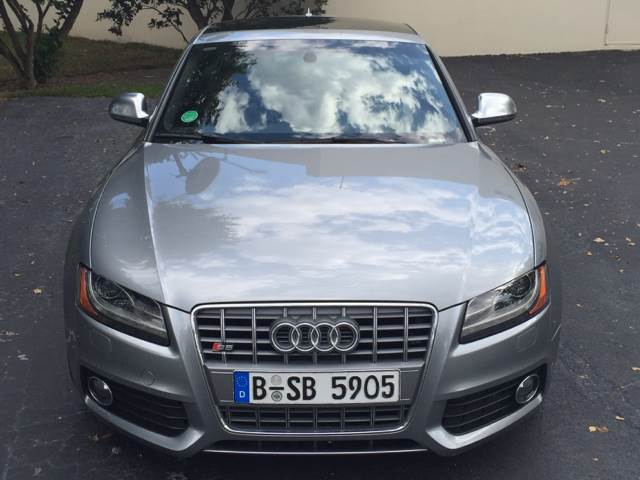 2009 Audi S5 for sale at The Stables Miami in Miami FL
