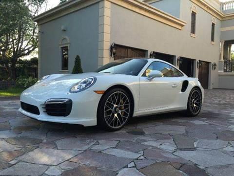 2014 Porsche 911 for sale at The Stables Miami in Miami FL