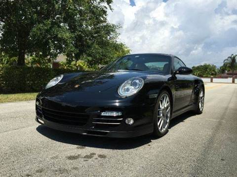 2010 Porsche 911 for sale at The Stables Miami in Miami FL