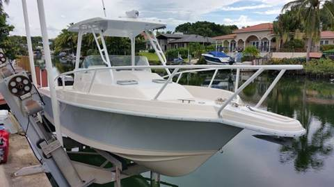 1994 intrepid  245 for sale at The Stables Miami in Miami FL