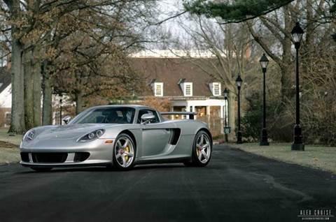 2005 Porsche Carrera GT for sale at The Stables Miami in Miami FL
