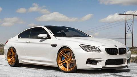 2013 BMW M6 for sale at The Stables Miami in Miami FL