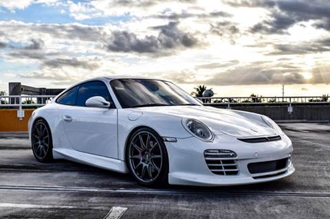 2009 Porsche 911 for sale in Miami, FL