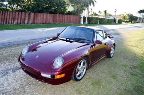 1996 Porsche 911 for sale at The Stables Miami in Miami FL