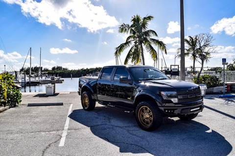 2013 Ford F-150 for sale at The Stables Miami in Miami FL
