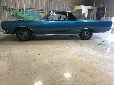 1968 Plymouth GTX for sale in Wausau, WI